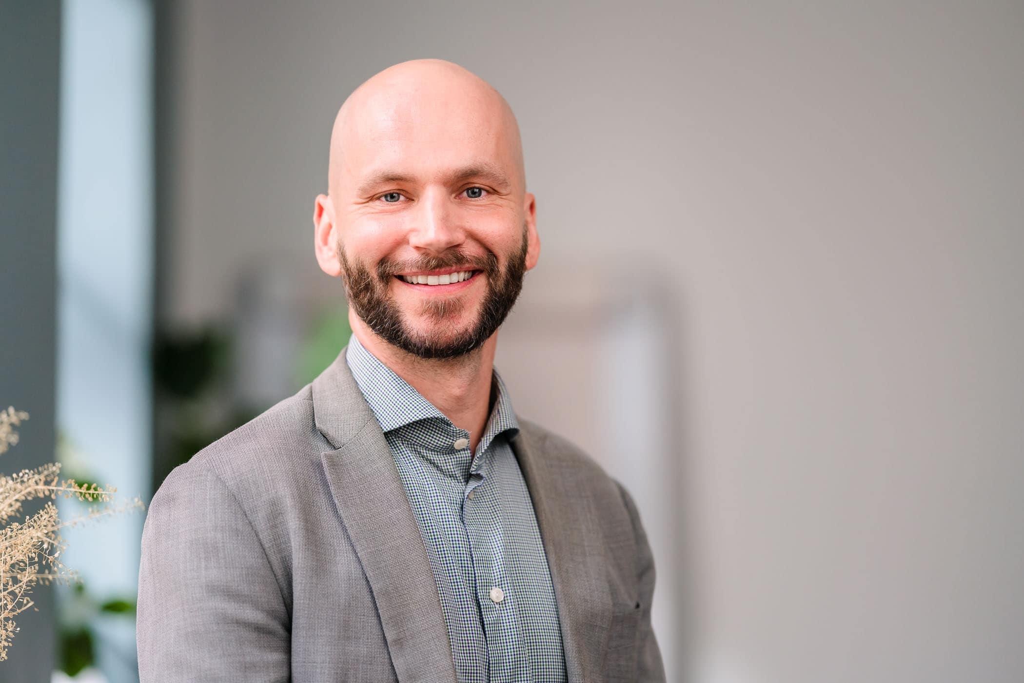 Co-founder Dick Von Martens
