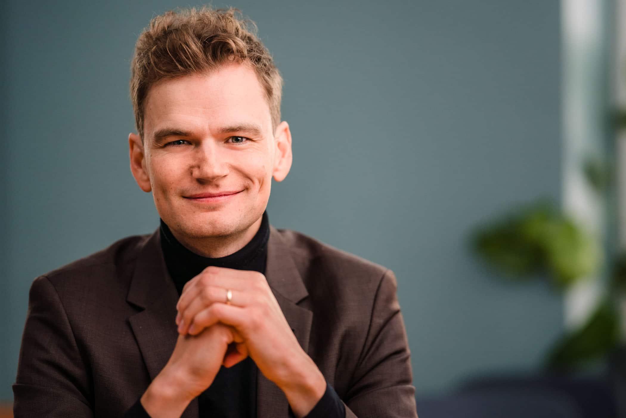 Co-founder Diominic Von Martens