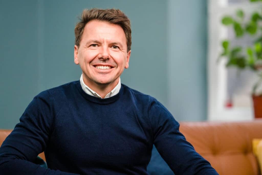 Co-founder Jan Artem Henriksson