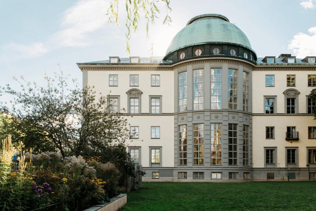 Handelshögskolan Fotografi