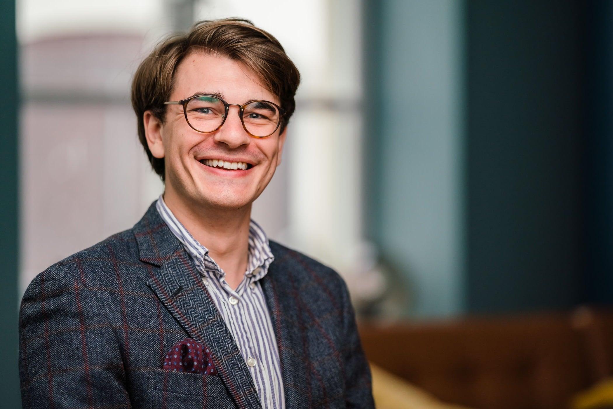 Client Coordinator Alexander Dryselius
